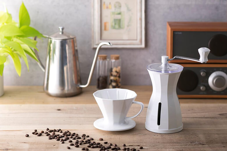 The Coffee MillとThe Coffee Mill Dripper
