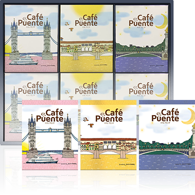 Cafe Puente(30個入り) イメージ