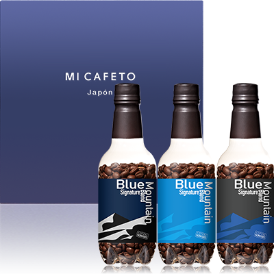 【コーヒー 豆/粉】Blue Mountain Signature Blend 3本セット COFFEE HUNTERS